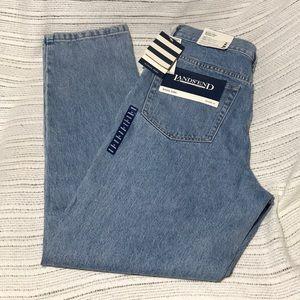 Lands End Misses Jeans